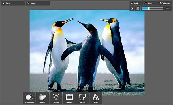 Pixlr Express - Editor de imágenes