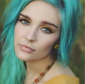 Cambio de pelo y color de ojos, para tus redes sociales