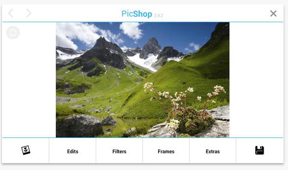 Conoce sobre la aplicación PicShop Lite – Photo Editor2