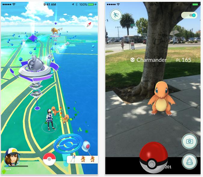 Disfruta de Pokémon Go en tu móvil con iOS 2