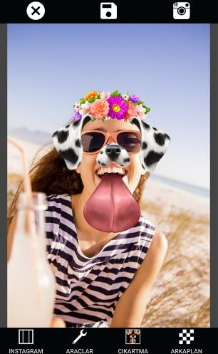 Efecto color editor de fotos, simple y rápido 1