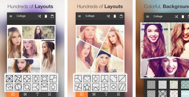 Foto Collage Editor en tu móvil 1