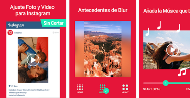 InShot editor de video y foto en Android 1