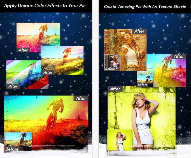 PicEffect Studio para iPhone 2