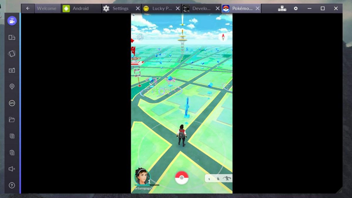 Pokémon Go en cualquier parte del mundo