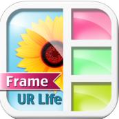 Utiliza Frame UR Life para edición de fotos, collages y todo para tus redes sociales