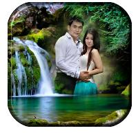 waterfall-collage-photo-editor-facil-de-utilizar