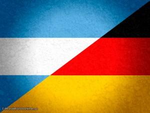 Argentina VS Alemania - Mundial Brasil 2014