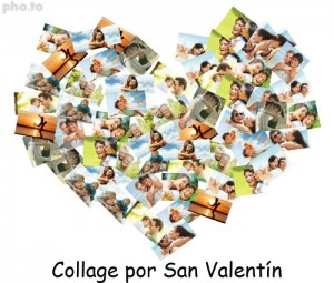 Collage San Valentín