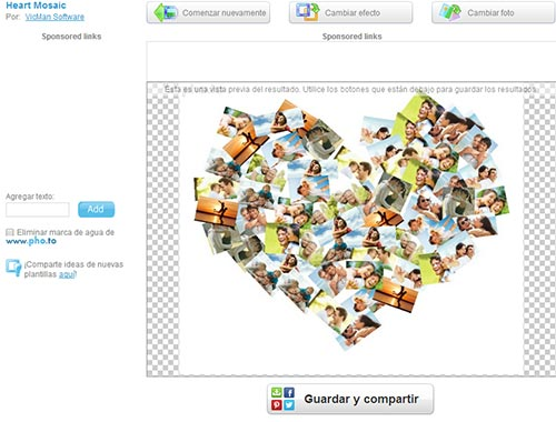 Crear collage