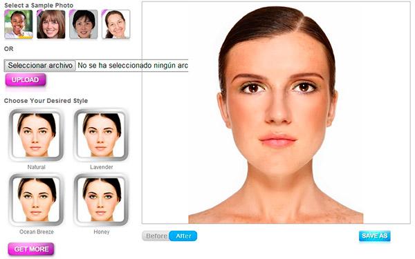 Perfect365 - Maquillar fotos online